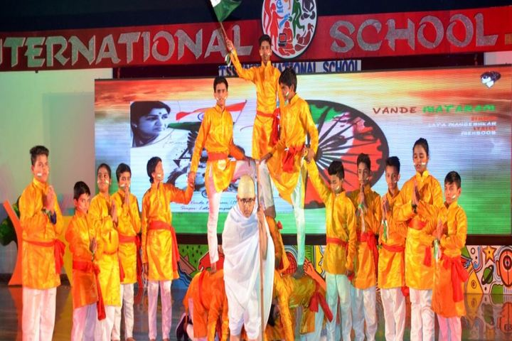 Tss International School-Dance