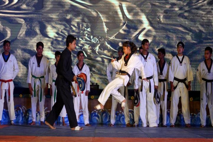 TSS International School-Karate