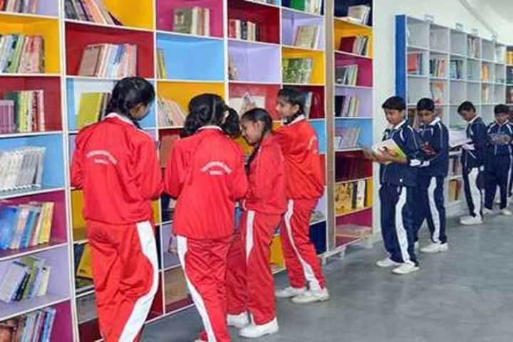 TSS International School-Library