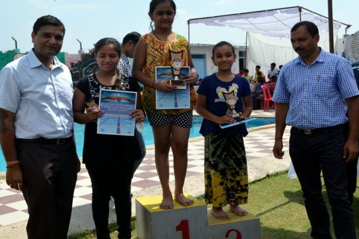 TSS International School-Swimming Champions