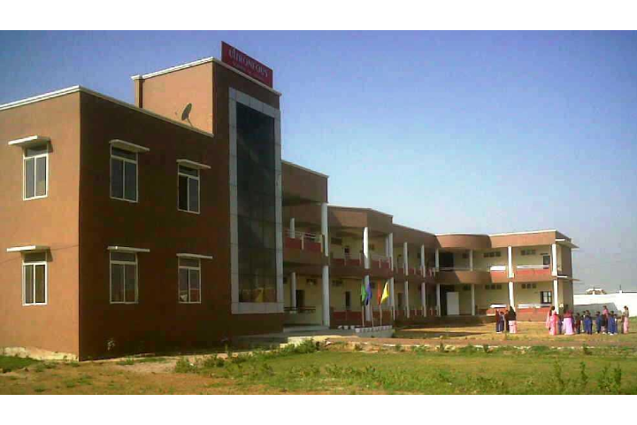 Ultroneous School Of Studies- Building
