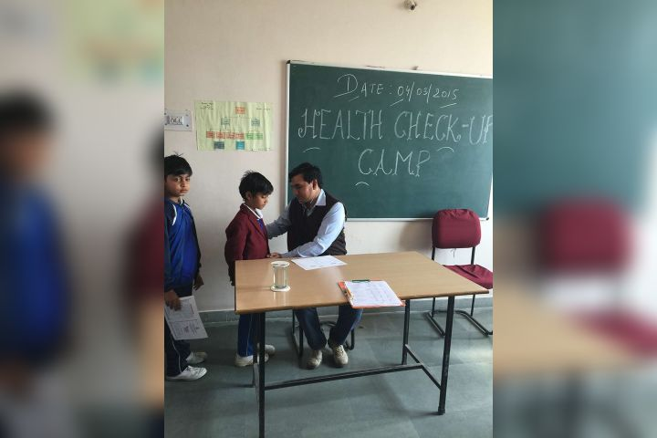 Ultroneous School Of Studies- Health Check Up