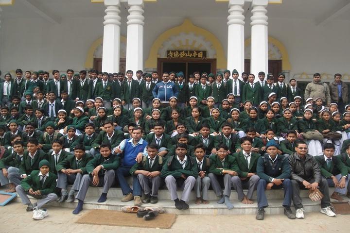 Cambridge School-Students