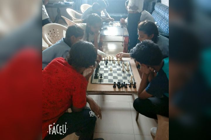 valley green public school- Chess Competition