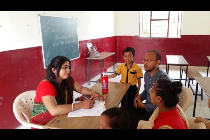 valley green public school- PTM