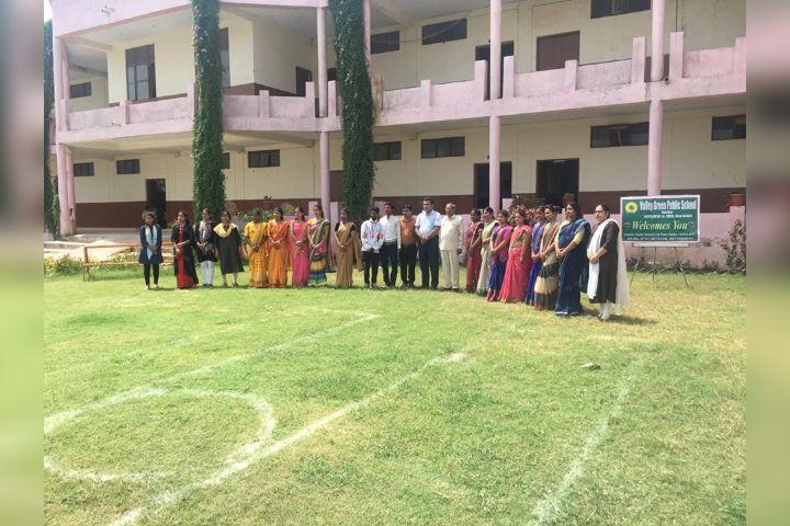 valley green public school- Staffs