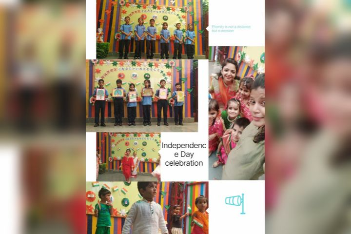 valley green public school- independence Day Celebration