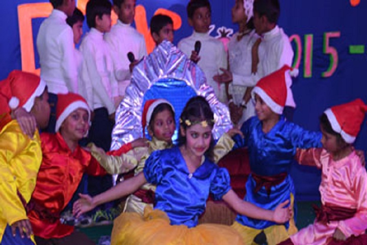 Vardhaman Public School - Christmas Celebrations