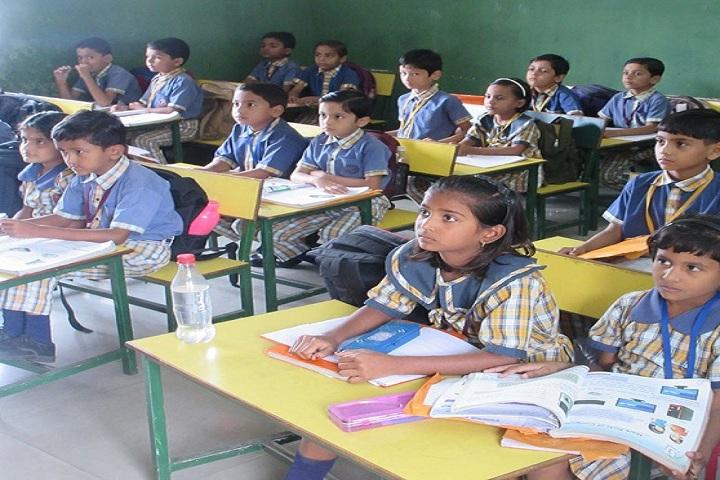Vardhaman Public School - Classroom