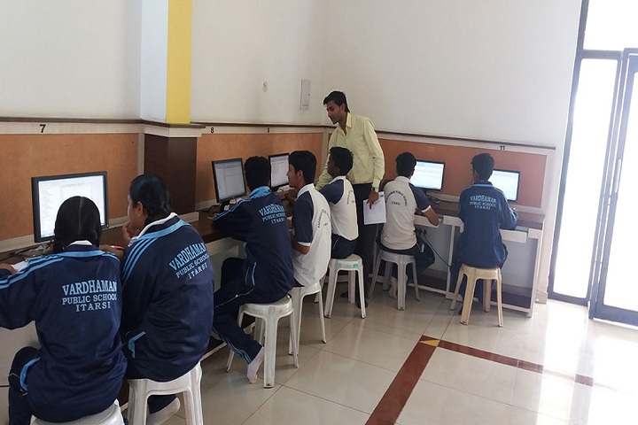 Vardhaman Public School - IT Lab