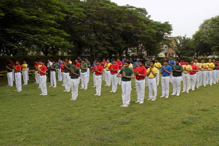 Vatsalaya Public School - Assembly
