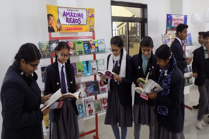 Vatsalaya Public School - Book Fare