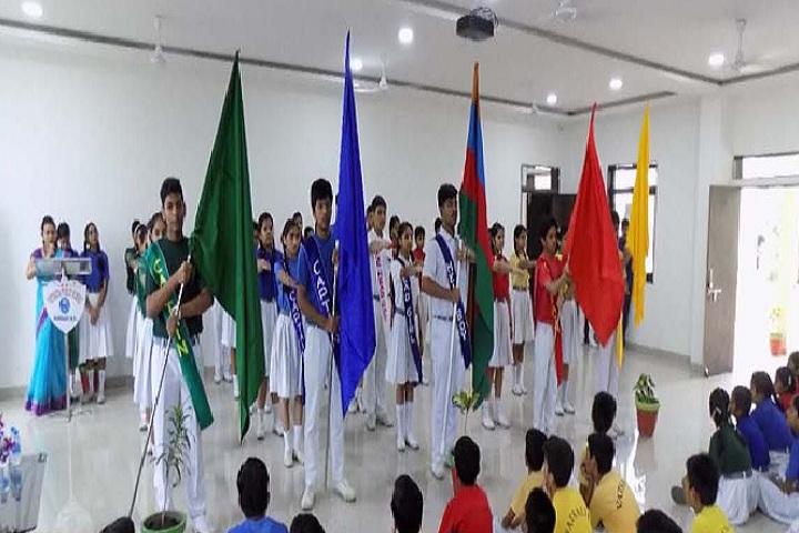 Vatsalaya Public School - Investiure Ceremony
