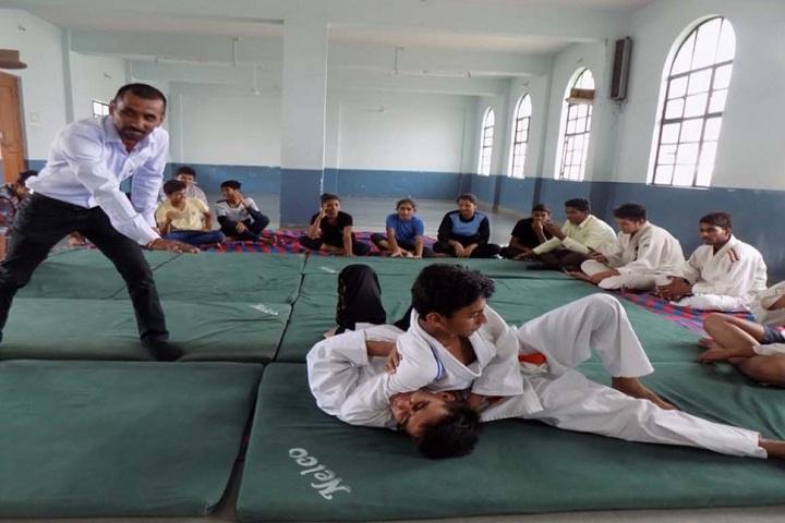 Vatsalaya Public School - Judo