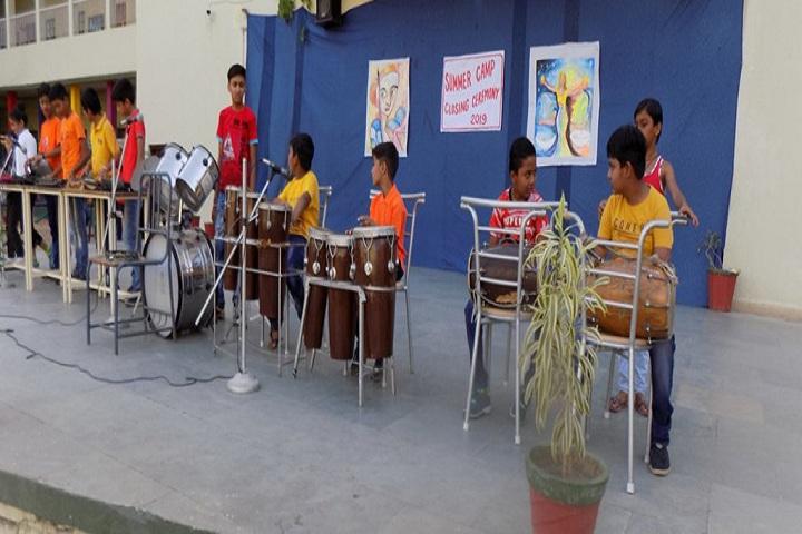 Vatsalaya Public School - Music