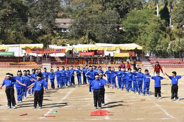 Vatsalya Senior Secondary School-Sports Day