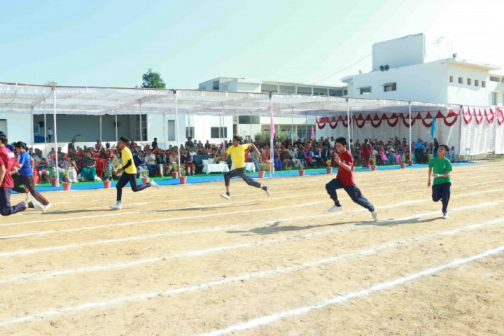 Vatsalya Senior Secondary School - Sports Meet