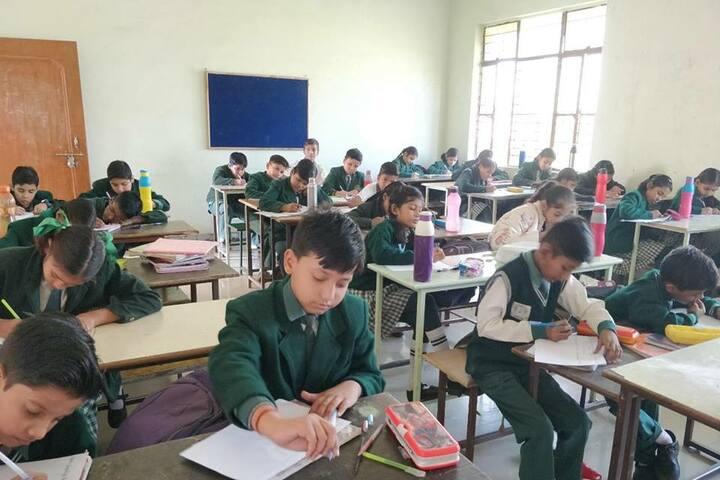 Venus Public School-Classroom