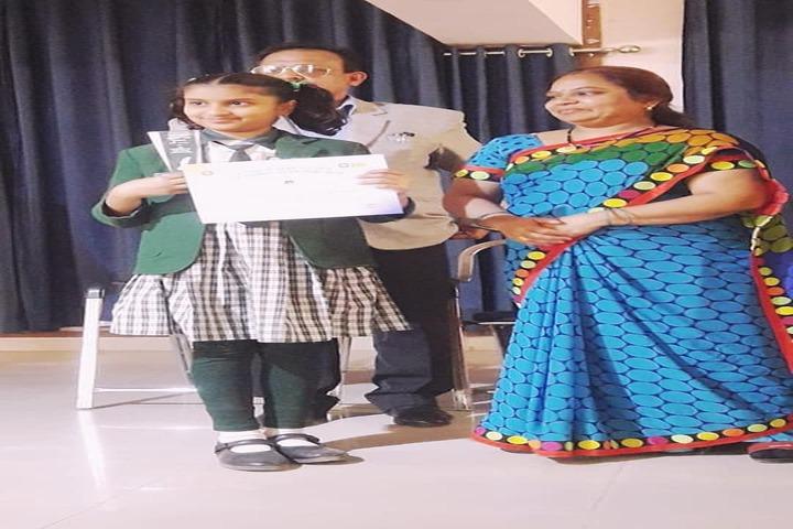 Venus Public School-Prize Distribution