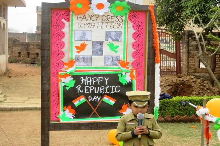 Venus Public School-Republic Day