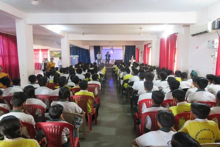 Venus Public School-Seminar hall