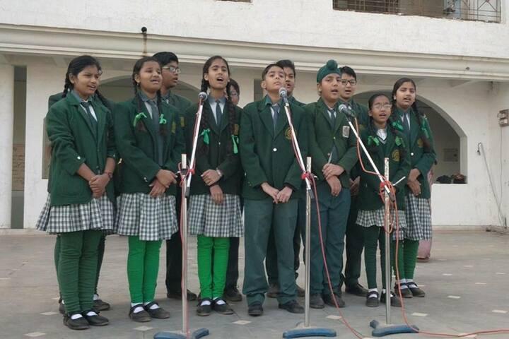 Venus Public School-Singing