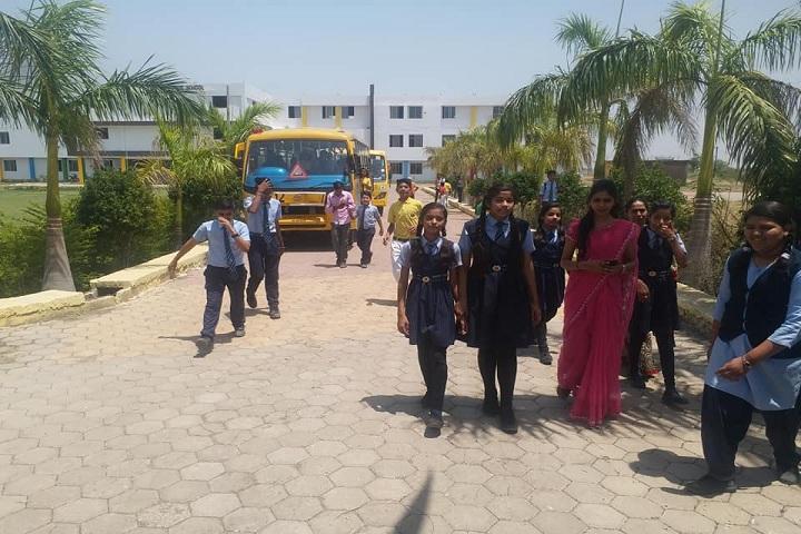 Vidisha International Public School - Transport