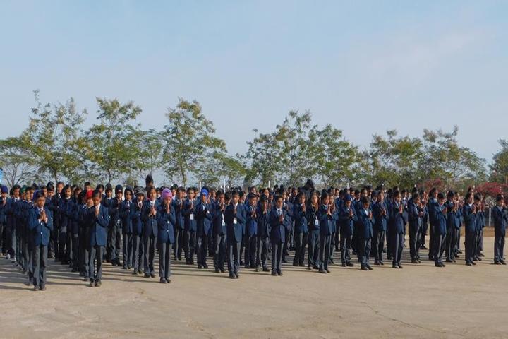 Vidya Bhavan Public School-Assembly