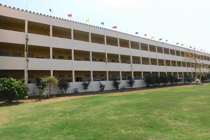 Vidya Bhavan Public School-Campus