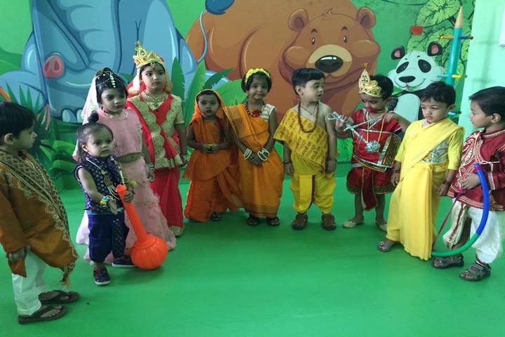 Vidya Bhavan Public School-Fancy Dress