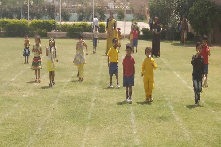 Vidya Bhavan Public School-Games