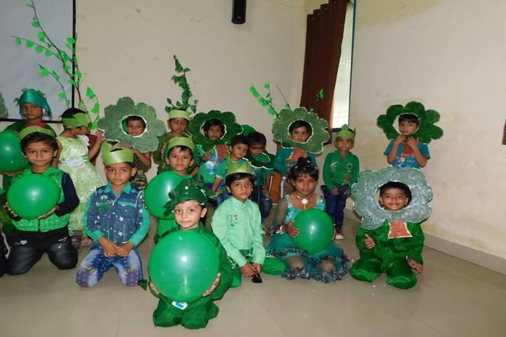 Vidya Bhavan Public School-Green Day