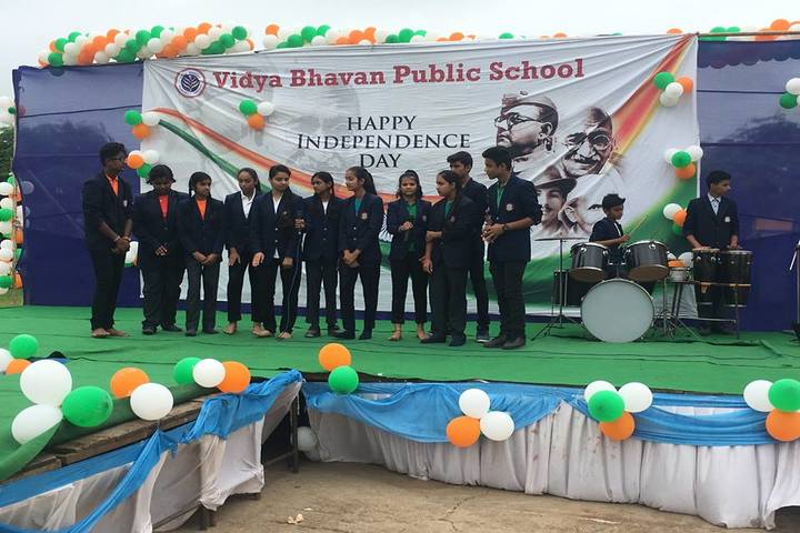 Vidya Bhavan Public School-Independence Day