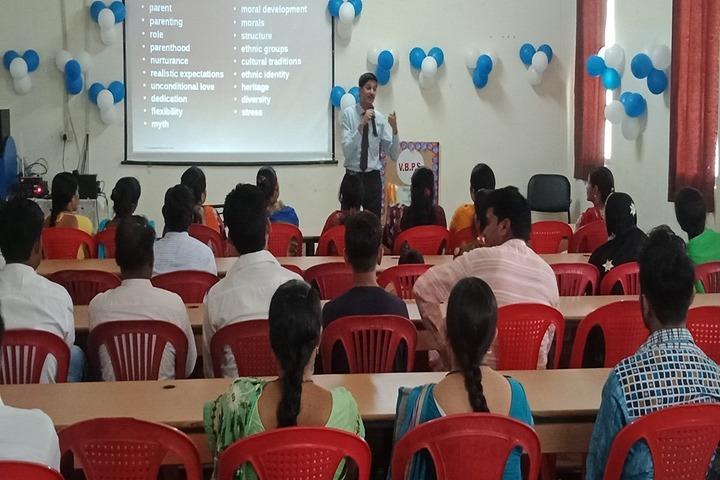 Vidya Bhavan Public School-Parents Meeting