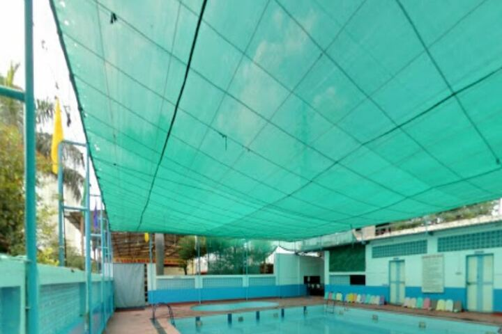 Vidya Bhavan Public School-Swimming Pool