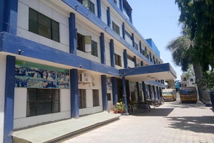 Vidya Vijay Bal Mandir-Campus-View entrance