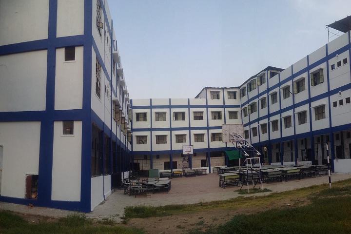 Vidya Vijay Bal Mandir-Campus-View inside