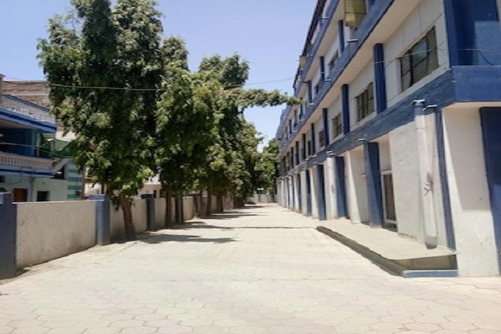 Vidya Vijay Bal Mandir-Campus-View side
