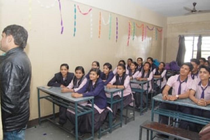 Vidya Vijay Bal Mandir-Classroom