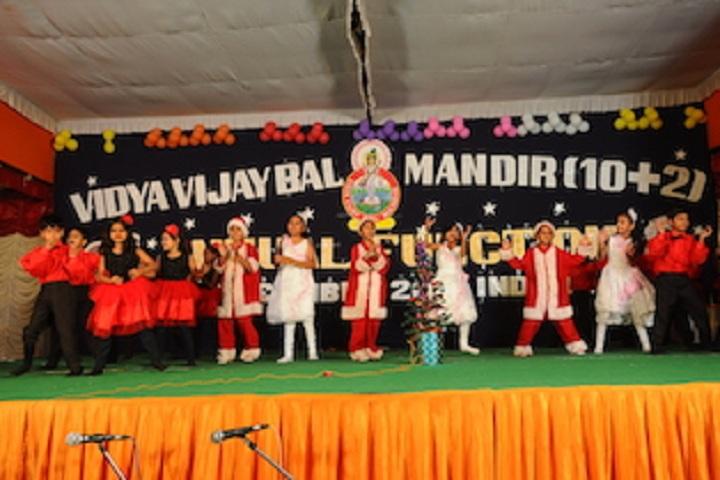 Vidya Vijay Bal Mandir-Events christmas