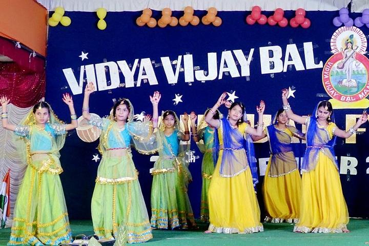 Vidya Vijay Bal Mandir-Events dance