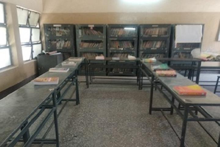 Vidya Vijay Bal Mandir-Library