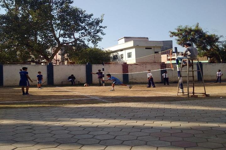 Vidya Vijay Bal Mandir-Sports