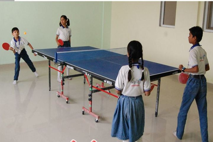 Vidyakunj International School-Indoor Games