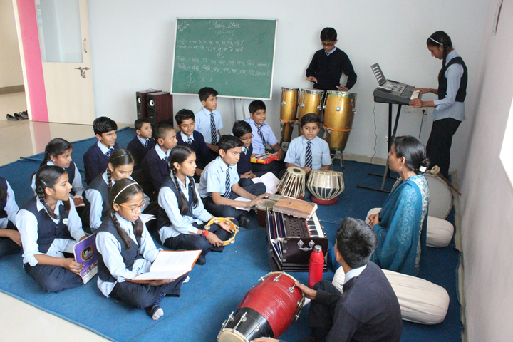 Vidyakunj International School-Music