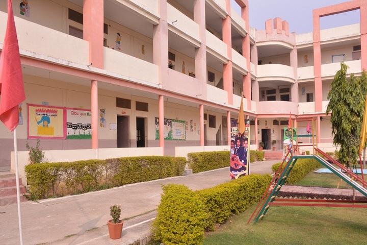 Vidyavati Public Central School-Campus