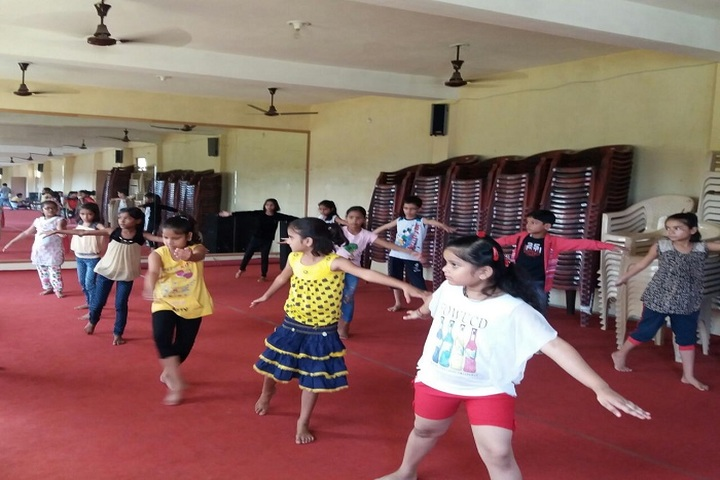 Vidyavati Public Central School-Dance