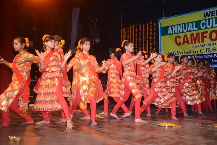 Camford Public School-Dance