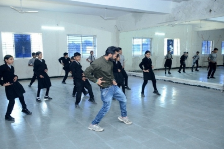 Vidyodaya International School-Dance