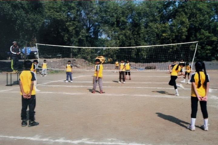 Vidyodaya International School-Play ground